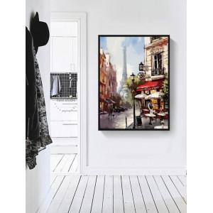 Картина Улица Парижа №607