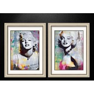 Картина Мэрилин Монро №610