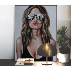 Картина Портрет девушки №620