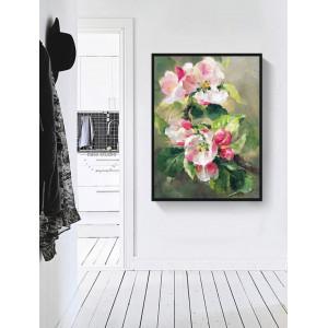 Картина Цветочный натюрморт №624