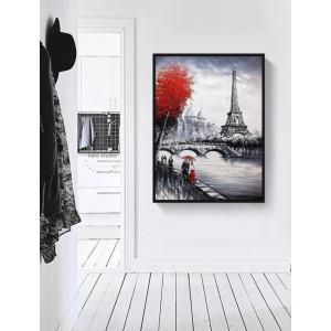 Картина Эйфелева башня. Пейзаж №633