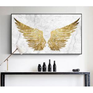 Картина Золотые крылья №634