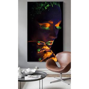 Картина Неоновые тени №650