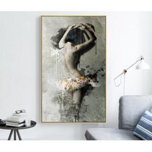 Картина Балерина №682