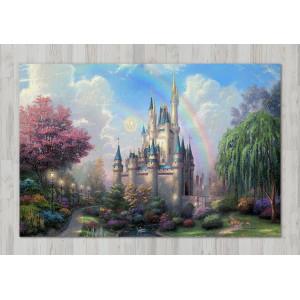 Ковер в детскую Волшебный замок