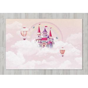 Ковер в детскую Замок в облаках