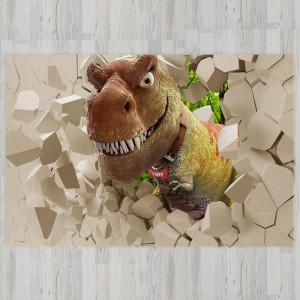 Ковер в детскую Динозавр Рекс