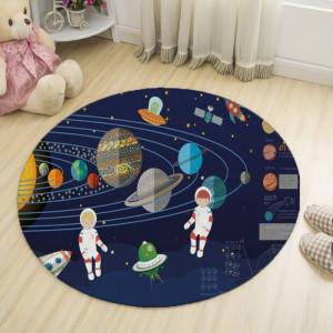Ковер в детскую Орбиты планет