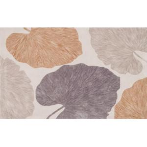 Ковер Бежевые листья