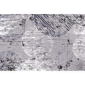 Ковер Лофт с серыми красками №548